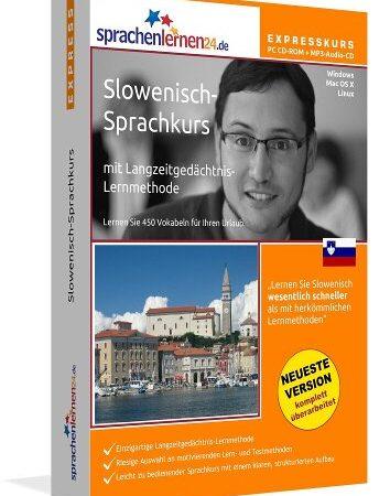 Slowenisch lernen