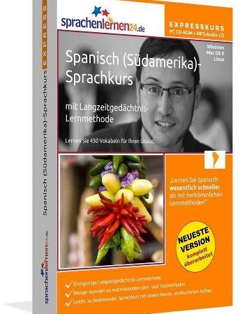 Spanisch (Südamerika) lernen